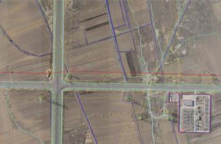 呼和浩特-包头-鄂尔多斯成品油管道工程无人机航测