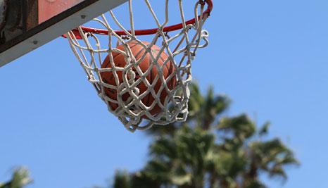 公司第一届职工篮球赛圆满落幕